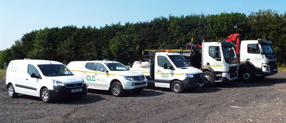 clc utilities vehicle plant hire