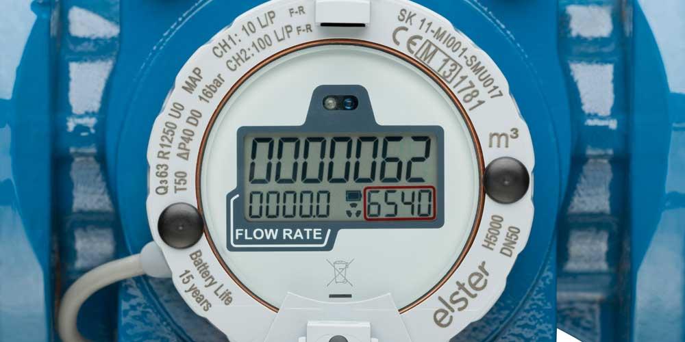 clc utilities meter PRV installation