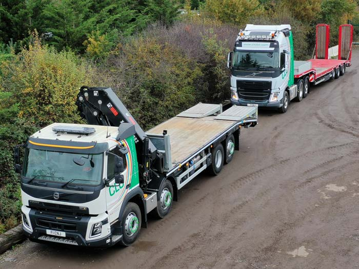 32-ton Cheese-wedge Plant Recovery vehicle hire