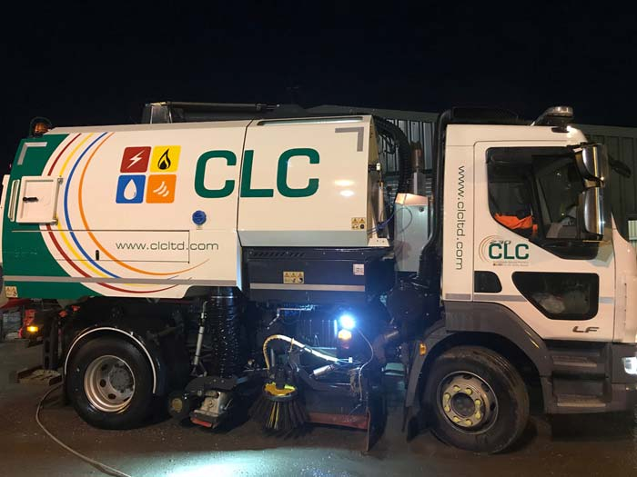 Mechanical Sweepers hire