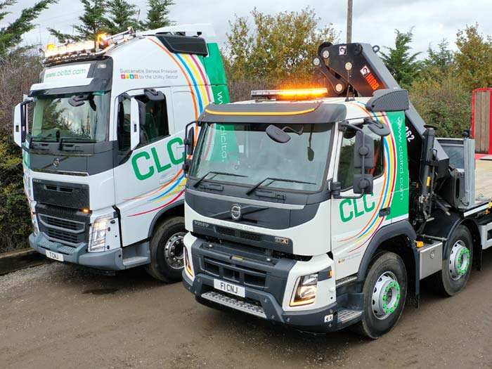 Volvo FH 540 Tractor Unit hire