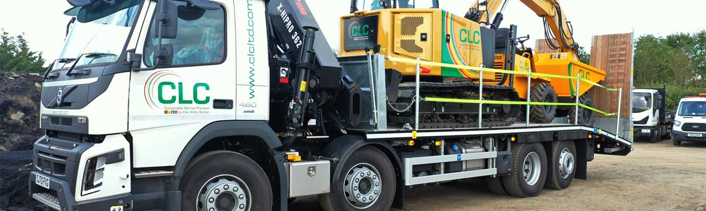 plant and vehicle hire clc utilities