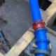 8 inch deep mains repair marygate st albans